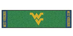 FanMats West Virginia University Putting Green Mat