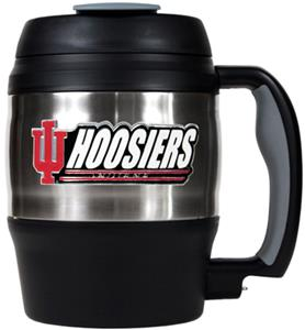 NCAA Indiana Hoosiers 52oz Macho Travel Mug