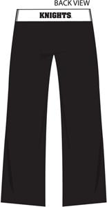 Central Florida Womens Crop Yoga Pants