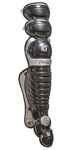 Champion Pro Adult Triple Knee Baseball Shinguards