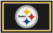 Fan Mats NFL Pittsburgh Steelers 4x6 Rug
