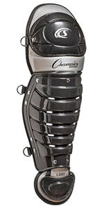 Champion Pro Model Double Knee Baseball Shinguards