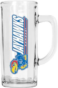 NCAA Kansas Jayhawks 22oz Optic Tankard