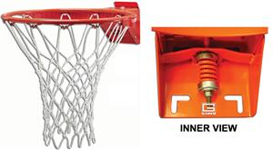 Gared 726 Titan Power Breakaway Basketball Goals