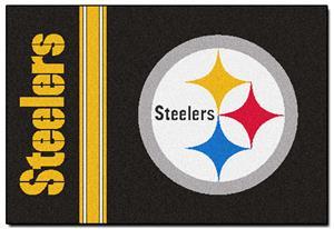 Fan Mats Steelers Uniform Inspired Starter Mat