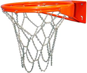 Gared 7555 Titan Super Basketball Goal w/Chain Net