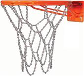 Gared 140 Super Basketball Goal with Chain Net