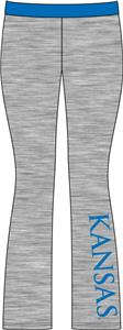 Emerson Street Kansas Jayhawks Womens Yoga Pants