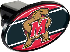 NCAA Maryland Terrapins Trailer Hitch Cover