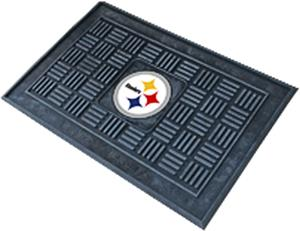 Fan Mats Pittsburgh Steelers Door Mat