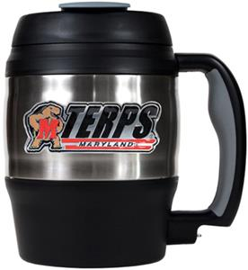 NCAA Maryland Terrapins 52oz Macho Travel Mug