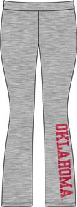 Emerson Street Oklahoma Sooners Womens Yoga Pants