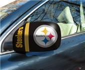 Fan Mats Pittsburgh Steelers Small Mirror Covers