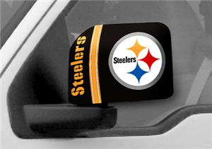 Fan Mats Pittsburgh Steelers Large Mirror Cover