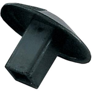Champion Sports Molded Rubber Baseball Base Plug