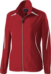 Holloway Ladies Invigorate Warm Up Jacket