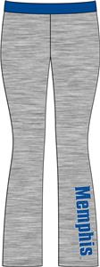 Emerson Street Memphis Womens Yoga Pants