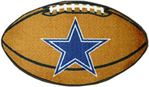 Fan Mats Dallas Cowboys Football Mat