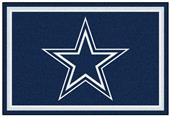 Fan Mats NFL Dallas Cowboys 5x8 Rug