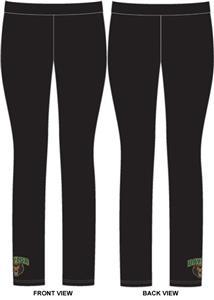 Emerson Street Baylor Bears Womens Spandex Legging