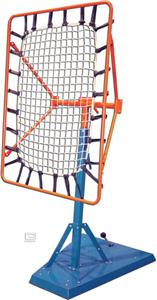 Gared Varsity Toss Back Rebounder Net &amp; Bands
