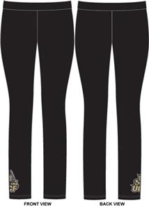Central Florida Womens Spandex Leggings