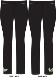 USF South Florida Womens Spandex Leggings