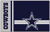 Fan Mats Cowboys Uniform Inspired Starter Mat