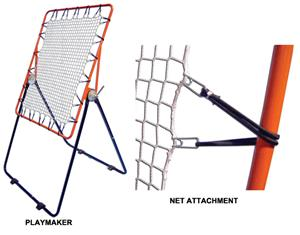 Gared Playmaker Toss Back Basketball Rebounder