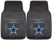 Fan Mats Dallas Cowboys Vinyl Car Mats (set)