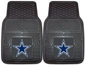 Fan Mats Dallas Cowboys Vinyl Car Mats (set)