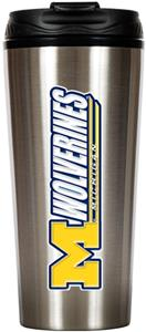 NCAA Michigan Wolverines 16oz Travel Tumbler
