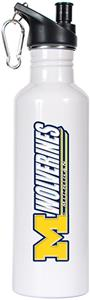 NCAA Michigan Wolverines White Water Bottle