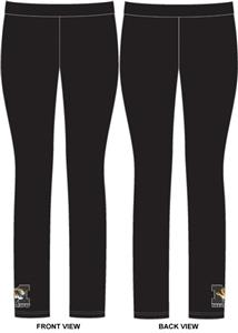 Missouri Tigers Womens Spandex Leggings