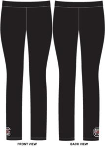 South Carolina Gamecocks Womens Spandex Leggings