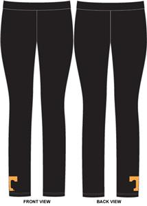 Tennessee Vols Womens Spandex Leggings