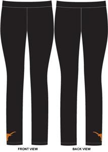 Texas Longhorns Womens Spandex Leggings