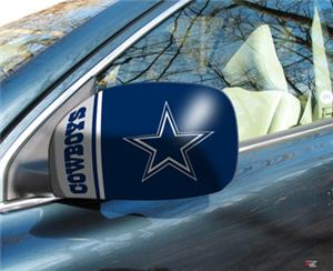 Fan Mats Dallas Cowboys Small Mirror Cover