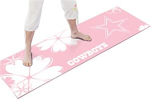 Fan Mats Dallas Cowboys Yoga Mat