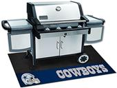 Fan Mats NFL Dallas Cowboys Grill Mat