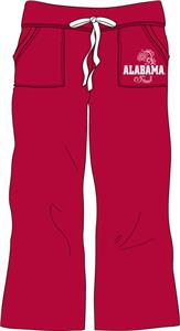 Emerson Street Alabama Univ Womens Lounge Pants