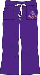 Emerson Street Clemson Tigers Womens Lounge Pants