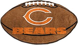 Fan Mats Chicago Bears Football Mat