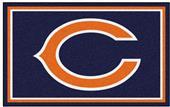 Fan Mats NFL Chicago Bears 4x6 Rug