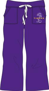 Emerson Street LSU Tigers Womens Lounge Pants