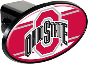 NCAA Ohio State Buckeyes Trailer Hitch Cover