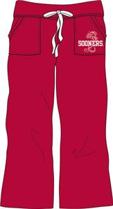 Emerson Street Oklahoma Sooners Womens Lounge Pant
