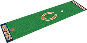 Fan Mats Chicago Bears Putting Green Mat