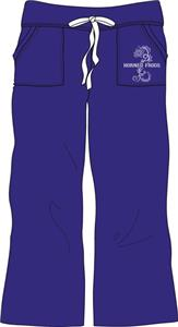 Emerson Street Texas Christian Womens Lounge Pants