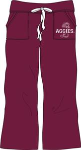 Emerson Street Texas A&amp;M Aggies Womens Lounge Pant